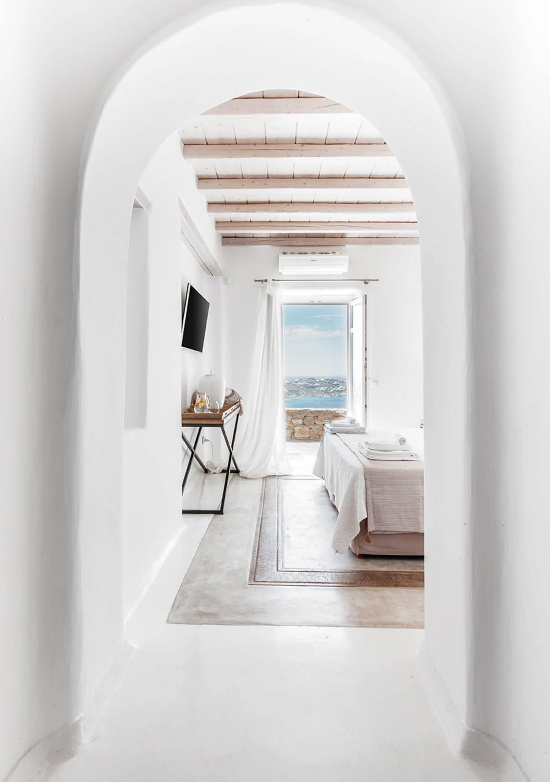 Diana Villa Mykonos room